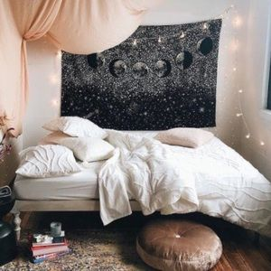 Urban Outfitters Stardust Moon Tapestry